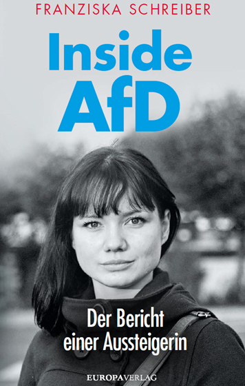 Buchcover Inside AFD