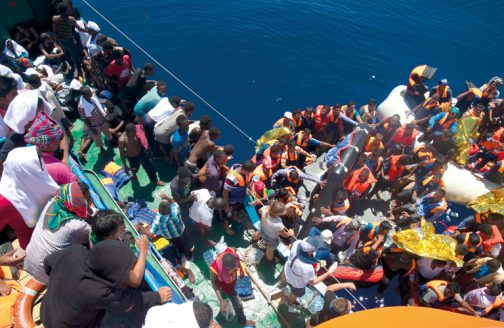 The defeat of a maritime rescue team at the world's deadliest border, the Mediterranean